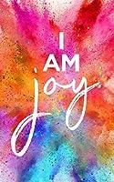 I Am Joy Notebook
