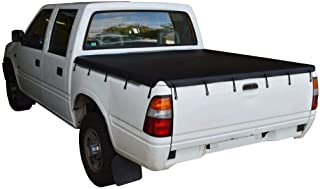 Holden Rodeo TF (1997 to 2002) Crew Cab Bunji Tonneau Cover