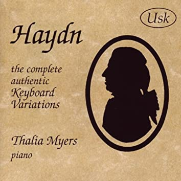Haydn: The Complete Authentic Keyboard Variations