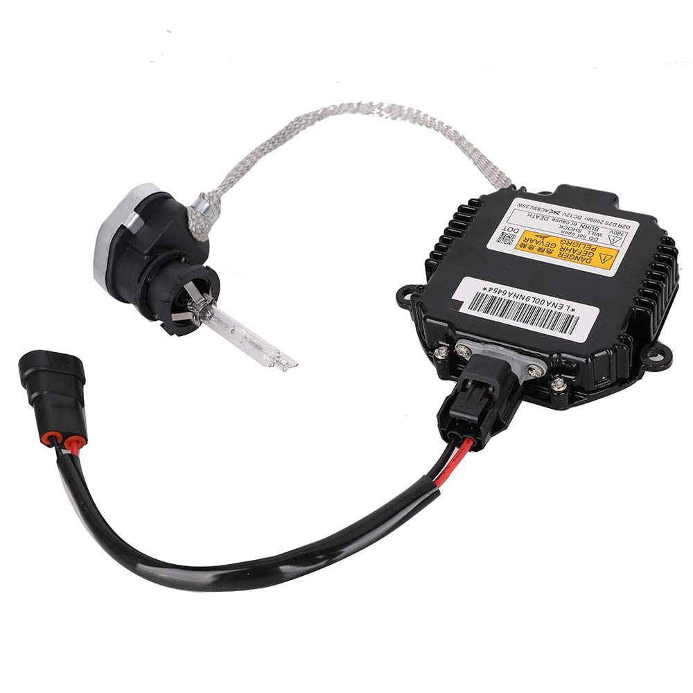 Apollo Auto Lights 2003 2004 2005 2006 2007 2008 Nissan 350z OEM Xenon Headlight HID Ballast and Igniter Combo