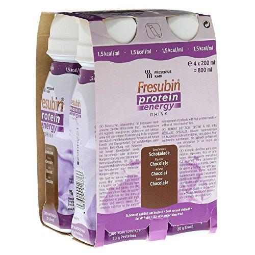 Fresubin Protein Energy Drink Chocolate Bebida Bebida Bebida