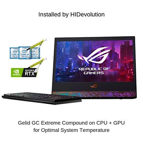 "HIDevolution ASUS ROG Mothership GZ700GX 17.3"" FHD 144Hz, 2.4 GHz i9-9980HK, RTX 2080, 128 GB 2666MHz RAM, 1.5 TB PCIe SSD Raid 0"