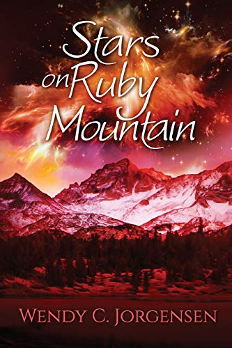 Stars on Ruby Mountain (Scattering Stars)