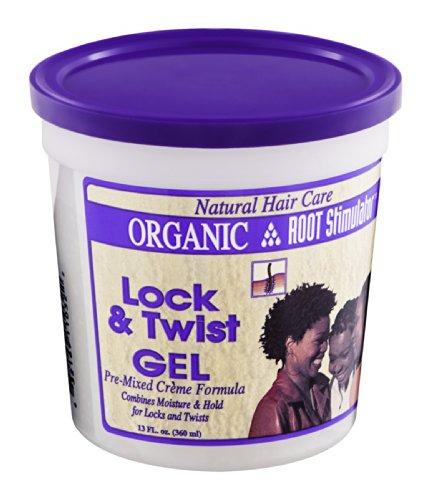Ors Gel Lock & Twist 13oz Jar (3 Pack)