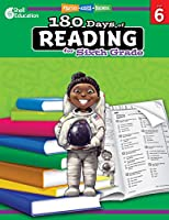 180 Days of Reading for Sixth Grade (180 Days of Practice)