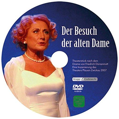 Der Besuch der alten Dame - Friedrich Dürrenmatt, 1 DVD