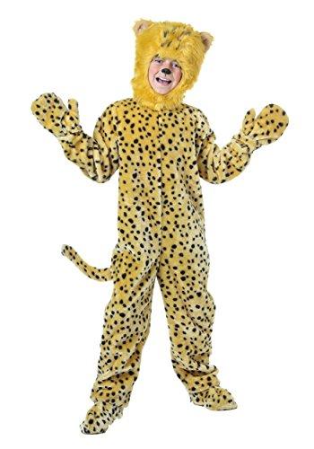 Child's Cute Cheetah Costume