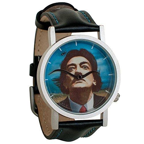 MIK Funshopping Armbanduhr Salvador DALI - Zeit für Surrealistisches
