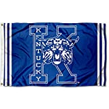 College Flags & Banners Co. Kentucky Wildcats Vintage Retro Throwback 3x5 Banner Flag
