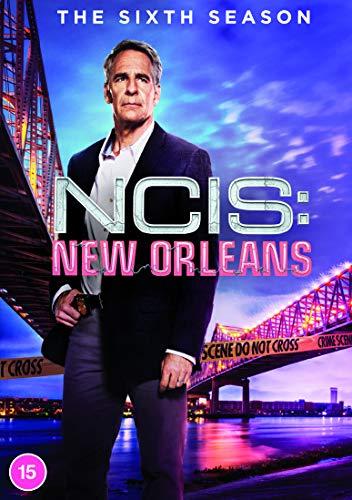NCIS: New Orleans: The Sixth Season [DVD] [2020]