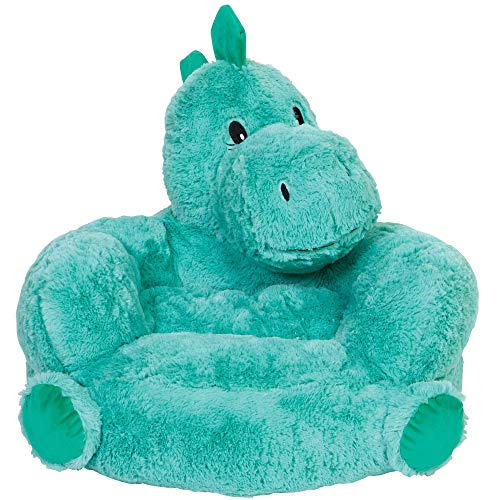Plush Dinosaur Chair for Kids and Toddlers