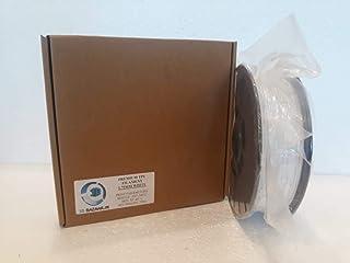 3D Bazaar White TPU filament 750 grams, 1.75 mm