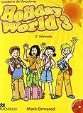 Holiday world 3º primaria + cd - cuaderno de vacaciones - 9780230422674 (Holiday Books)