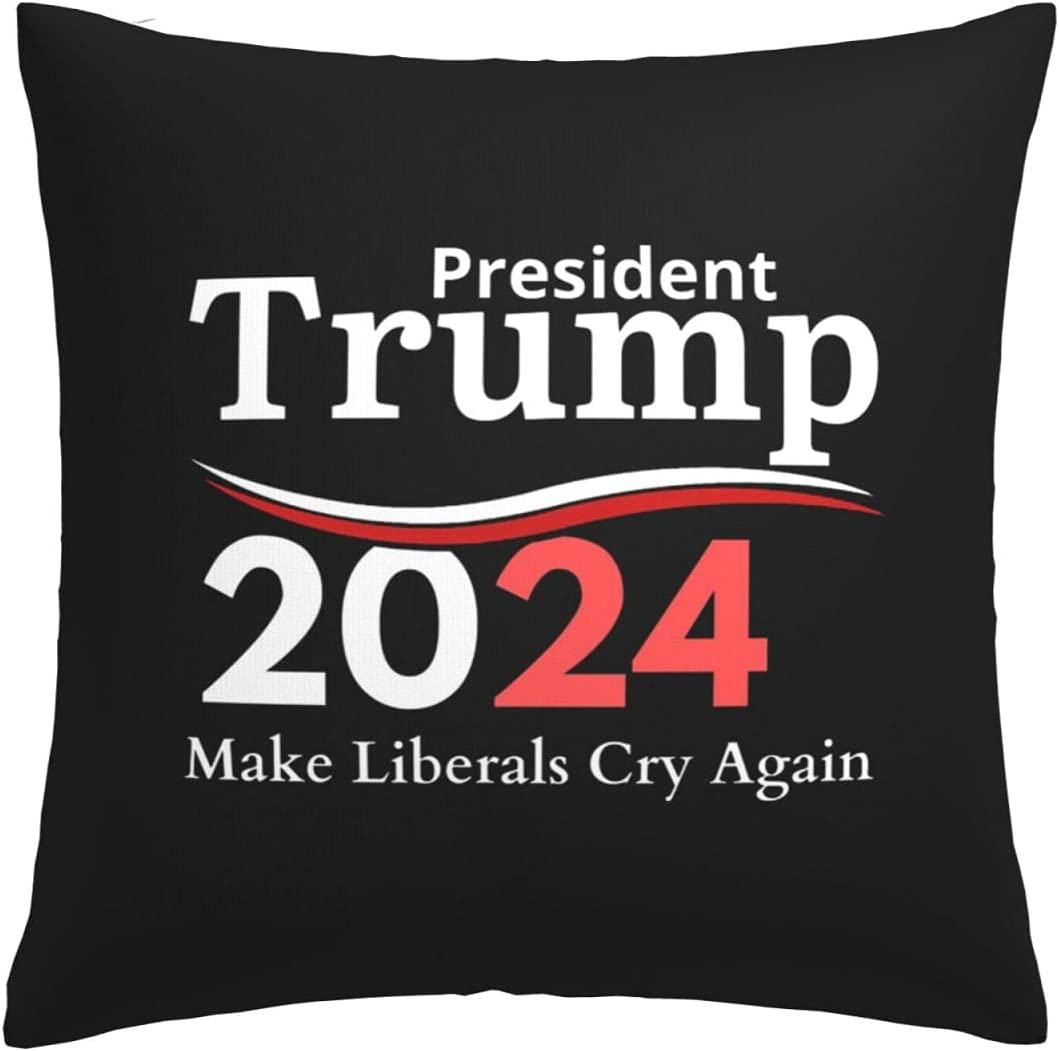 LJz 2024 We OFFer at cheap prices The Return - Translated Make Cry Covers Pillow Again Pill Liberals