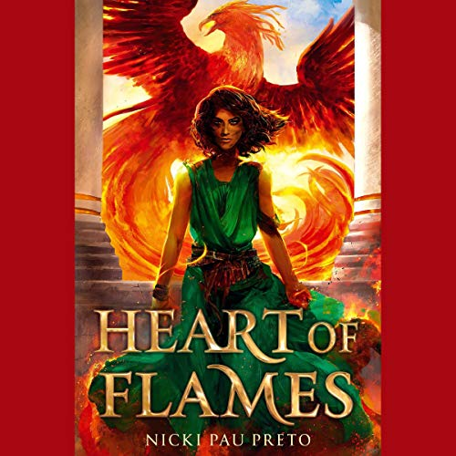 Heart of Flames cover art