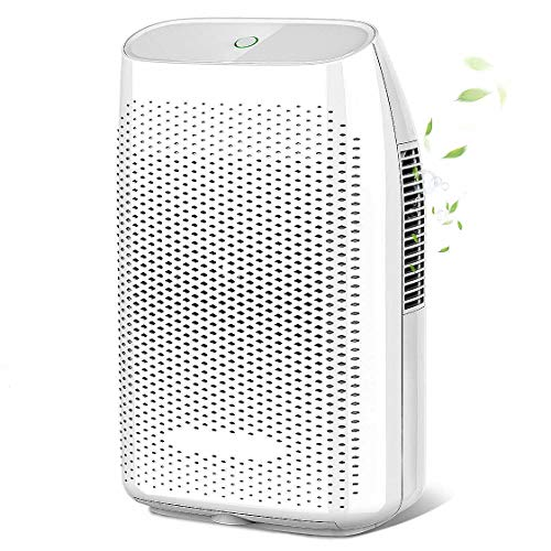 Find Discount Basement Dehumidifiers for Home, Mini Portable Ultra Mute Air Dryer Machine Absorb Deh...