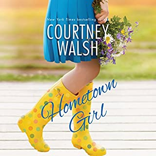 Hometown Girl audiobook cover art