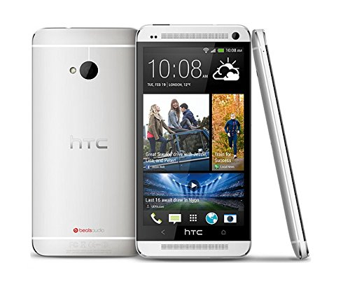 HTC One Smartphone Vodafone Libre,  Android,WiFi NFC LTE 32 GB/2 GB RAM Plata