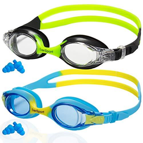 EverSport Lunettes de natation pour enfants, US-EV22-05