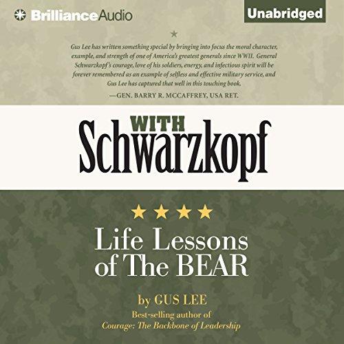 With Schwarzkopf audiobook cover art