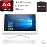 """Best All In One Amd Computers - HP 20 AIO 19.5"""" HD+ All-in-One Desktop Computer Review"""