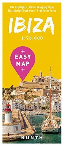 EASY MAP Ibiza: 1:75.000
