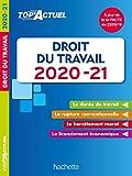 Top'Actuel Droit Du Travail 2020-2021