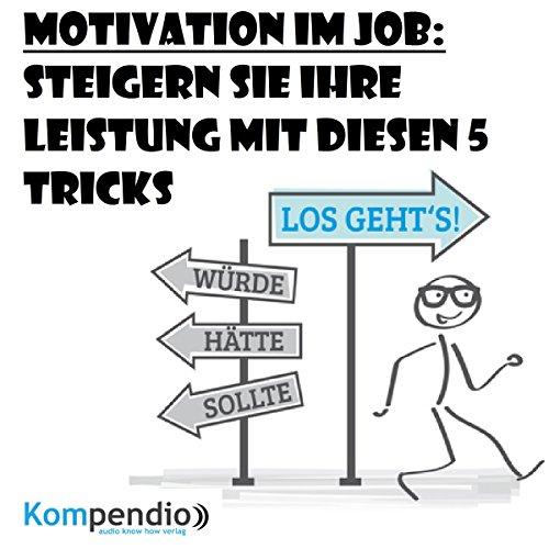 Motivation im Job Titelbild