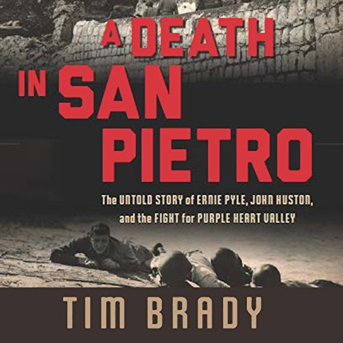 A Death in San Pietro cover art