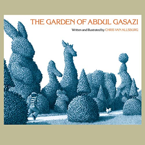 The Garden of Abdul Gasazi cover art