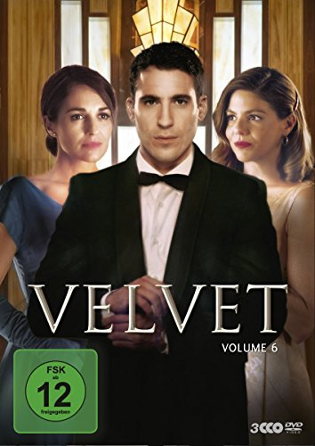 Velvet - Volume 6 [3 DVDs]