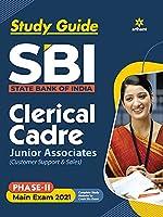 SBI ClerkJunior Associates Phase 2 Mains Exam Guide 2021