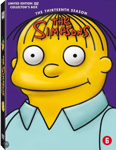 Season 13 (Limited Edition) (4 DVDs)