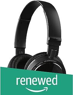 (Renewed) Philips SHB5500BK Wireless Bluetooth Headphones (Black)