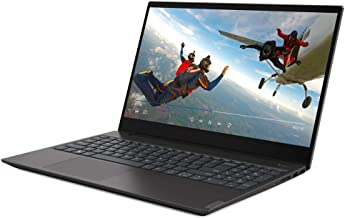 Lenovo 2019 Newest Ideapad S340 15.6 Inch Laptop, Intel 2-Core i3-8145U up to 3.9 GHz, Intel UHD 620, 8GB DDR4 RAM, 128GB SSD, Webcam, Bluetooth, HDMI, WiFi, Windows 10, Black