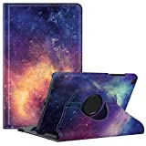 FINTIE Funda Giratoria para Samsung Galaxy Tab A 8.0 2019 - Rotación de 360 Grados Carcasa con Auto-...
