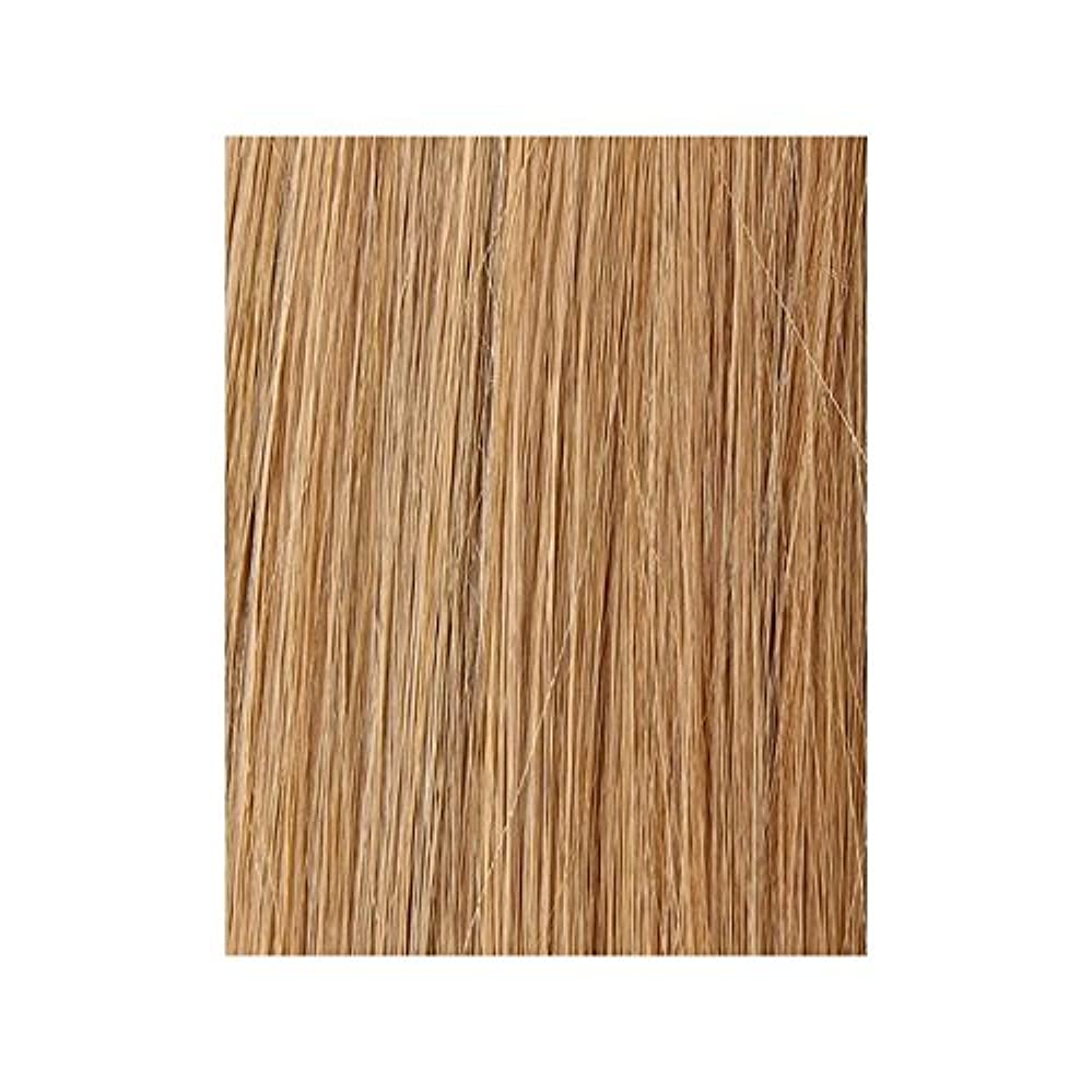 はねかける記者お別れBeauty Works 100% Remy Colour Swatch Hair Extension - Tanned Blonde 10/14/16 - 美しさは、100%レミー色見本ヘアエクステンションを作品 - ブロンド日焼けした10/14/16 [並行輸入品]