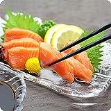 甲羅組 飲食業界のプロも愛用!お刺身とろサーモン業務用たっぷり半身(骨なし皮なし約650g/550g~750g) 鮭