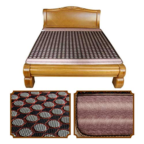 Fantastic Prices! HPS Performance Infrared Natural Jade Heating Pad/Mat (5 Sizes) Heated Mattress Pa...