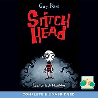 Stitch Head cover art