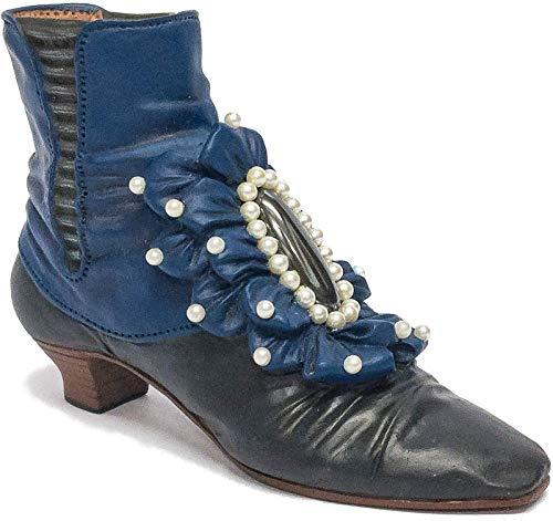 Just The Right Shoe Willitts Raine 1999 viktorianische Stiefelette # 25089