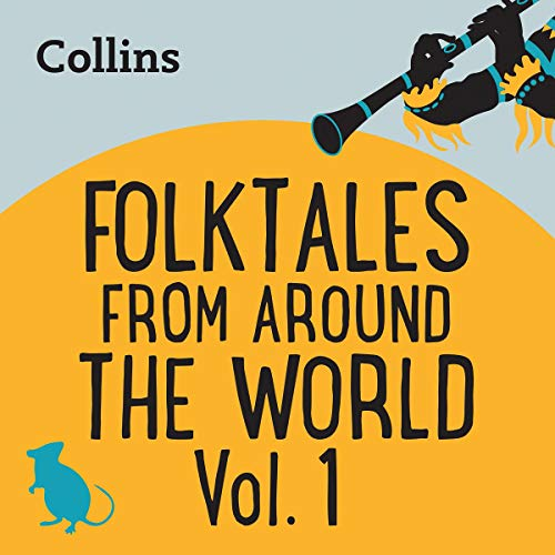 Folktales from Around the World Vol 1 cover art