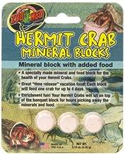 Zoo Med-Aquatrol ZM00962 Hermit Crab Mineral Blocks, 0.04 lbs.