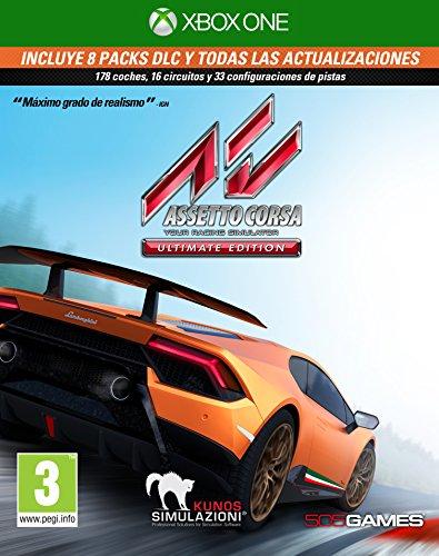 Assetto Corsa - Ultimate Edition - Xbox One [Edizione: Spagna]