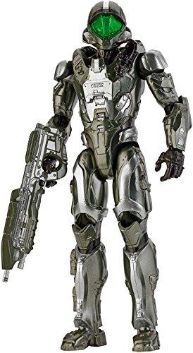 Halo Spartan Actionfigur, 30cm Buck 30 Centimeters
