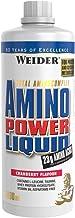 Weider Amino Power Liquid 1L Cranberry Essential Amino Acids L-leucine Free Taurine Vitamin B7 Estimated Price : £ 22,99