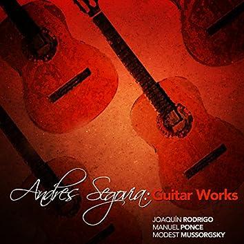 Andres Segovia: Guitar Works