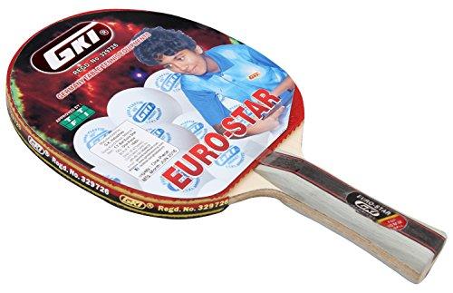 GKI Euro Star Table Tennis Racquet