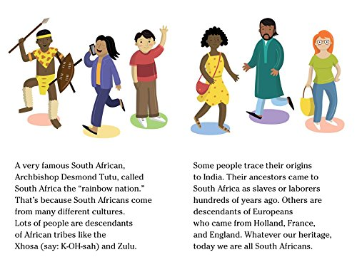 Living in . . . South Africa