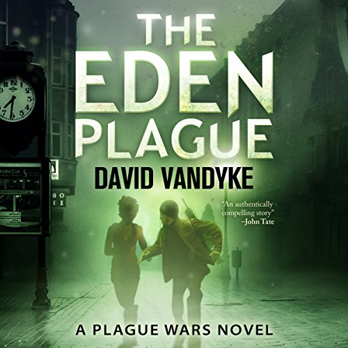 The Eden Plague audiobook cover art